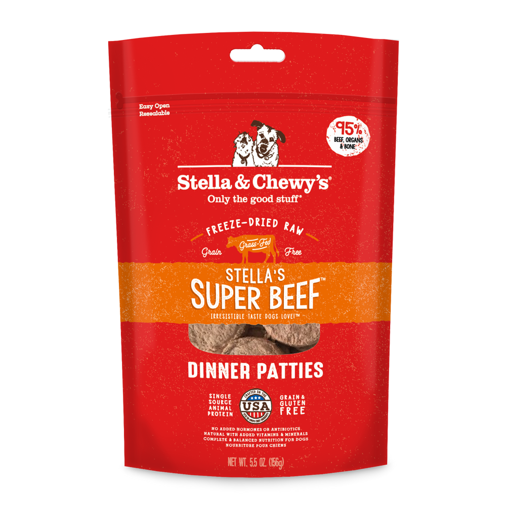 Stella & Chewy's Freeze Dry Super Beef
