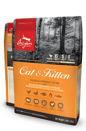 Orijen Cat and Kitten USA Whole Prey