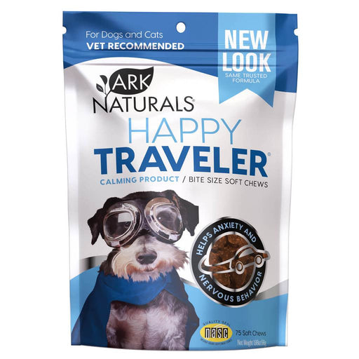 ARK Naturals Happy Traveler Chews 75ct