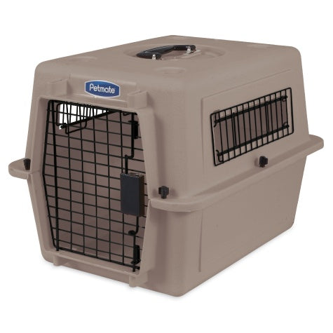 Petmate Ultra Vari Kennel Tan