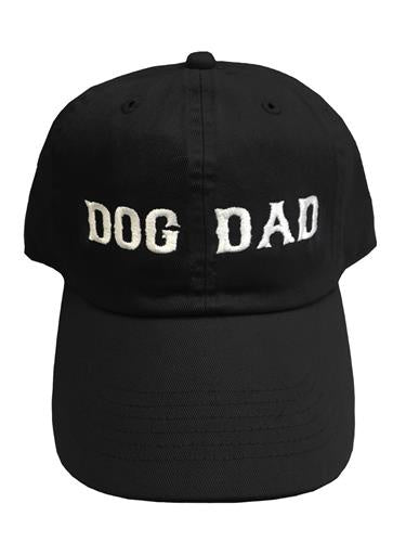Spoiled Rotten Dogz Hat Dog Dad Grey