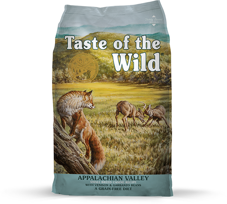 Taste of the Wild GF Appalach Valley Venison