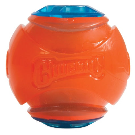 Petmate Chuckit Flash LED Ball *