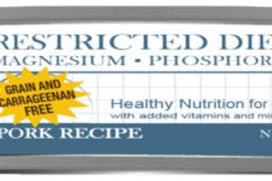 Dave's Cat Restricted GF Magnesium Phos Pork 5.5oz