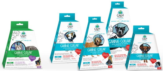 Calm Paws K9 Caring Collar With Calming
