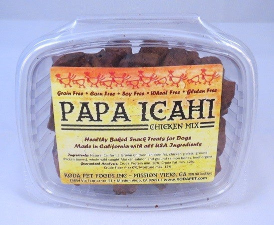 Papa Icahi Chicken 3oz Deli Tray