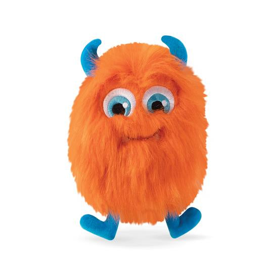 Fringe Hairy Orange Monster
