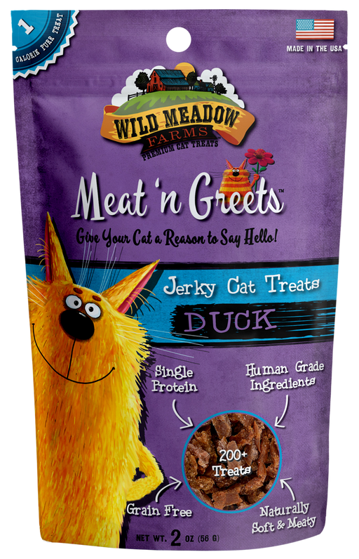 Wild Meadow Farms Meat N Greets Duck 2oz
