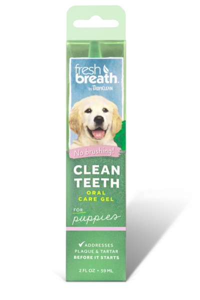 Tropiclean Fresh Breath Puppy Clean Teeth 2z
