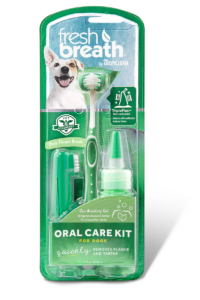 Tropiclean Fresh Breath Kit Dog LG