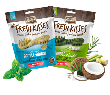 Merrick Fresh Kisses Dental Treat