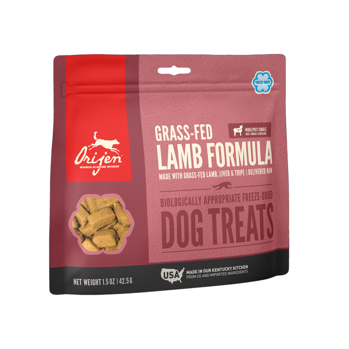 Orijen Dog Treat USA Lamb 1.5oz