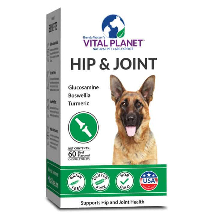 Vital Planet Hip and Joint Tabs 60ct