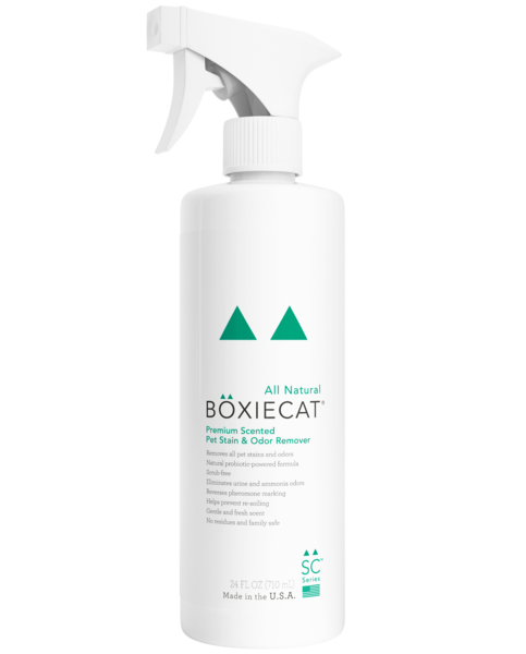 BoxieCat Stain Odor Scented 24oz