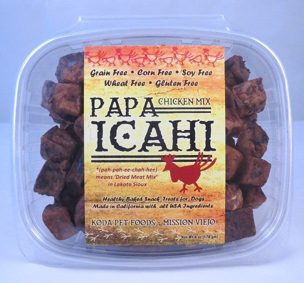 Papa Icahi Chicken 6oz Deli Tray
