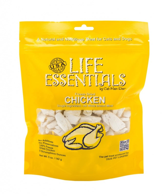 Cat-Man-Doo Life Essentials Chicken 2oz