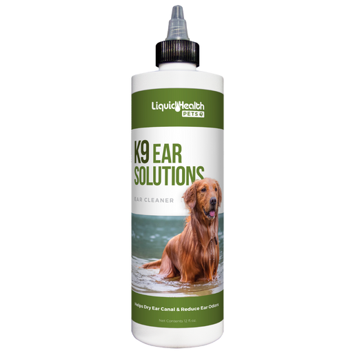Liquid Health K9 Ear Solutions 12z