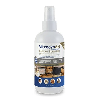 Microcyn AH Anti Itch Spray 8z