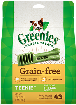 Greenies GF Teenie 12oz