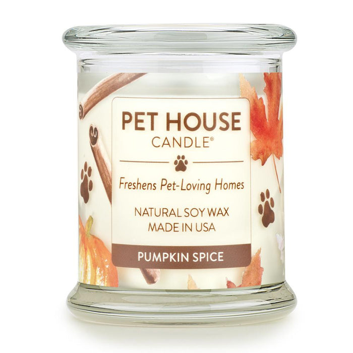 Pet House Candles Pumpkin Spice