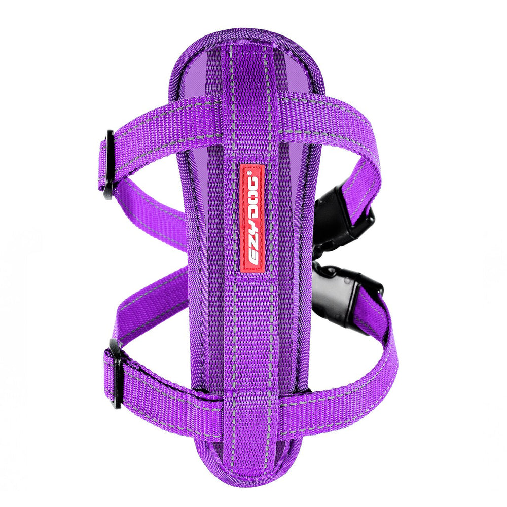 EzyDog Chest Plate Purple