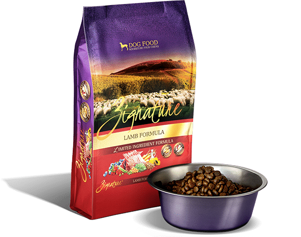 Zignature Lamb Small Bites