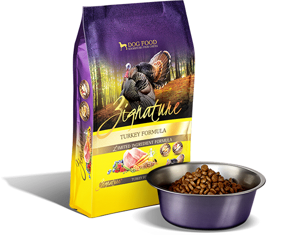 Zignature Turkey Small Bites