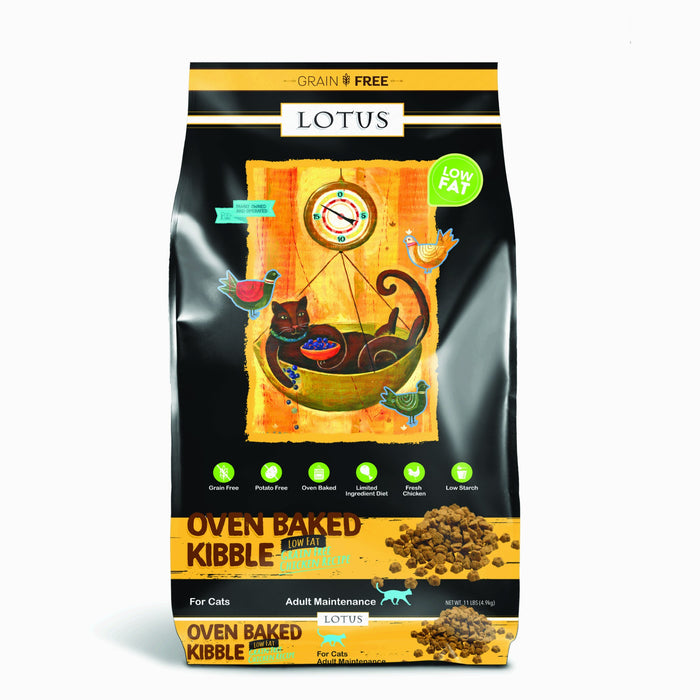 Lotus GF Low Fat Chicken Cat