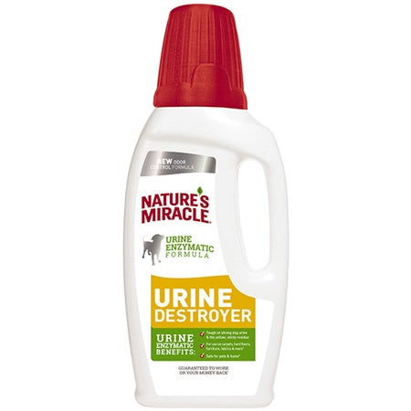 Nature's Miracle Dog Urine Destroyer Pour 32oz