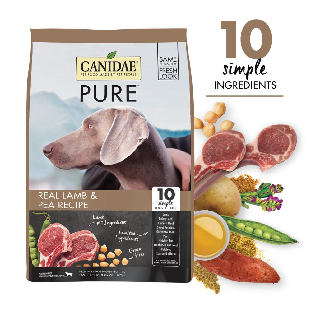 Canidae GF Pure Element Lamb *SO*