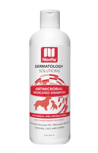 Nootie Medicated Antimicrobial Shampoo 8oz