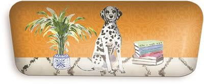 Punch Eye Glass Case Dalmation