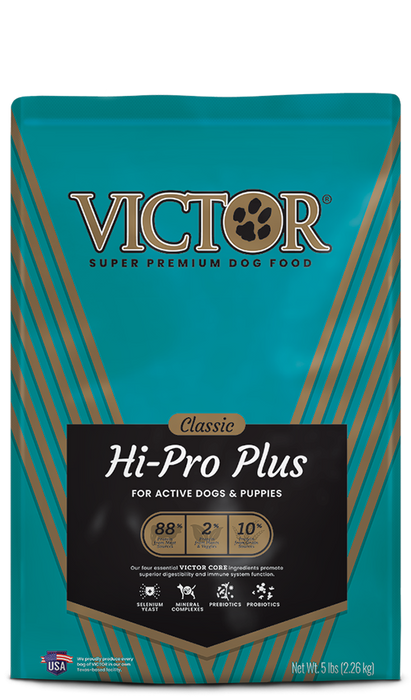 Victor High Pro Plus Dog 40lb