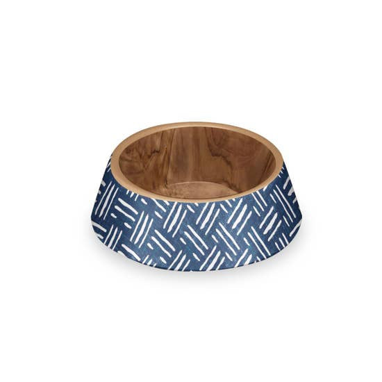 Tar Hong Indigo Oasis Pet Bowl 3 cups