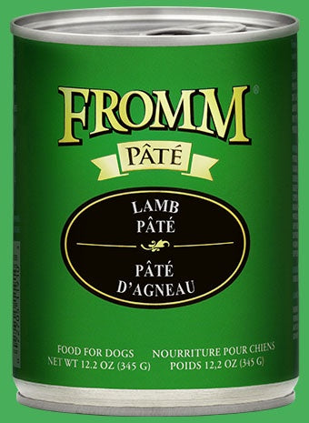 Fromm Gold K9 Cans Lamb 12.2oz