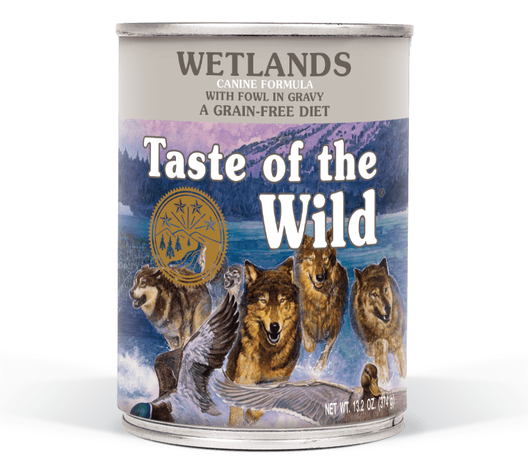 Taste of the Wild GF Wetlands Wild Fowl 13.2z