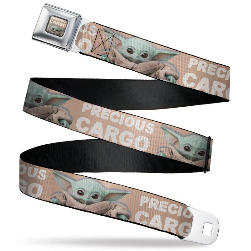 Buckle Down Dog Collar The Child Precious Cargo Black
