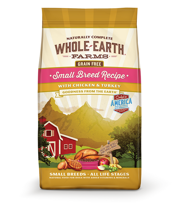 Whole Earth Farms Poultry Small Breed