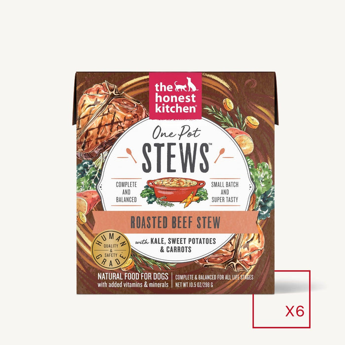 Honest Kitchen One Pot Stew Beef Kale 10.5oz