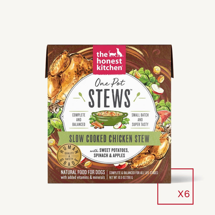 Honest Kitchen One Pot Stew Chicken Sweet Pot 10.oz