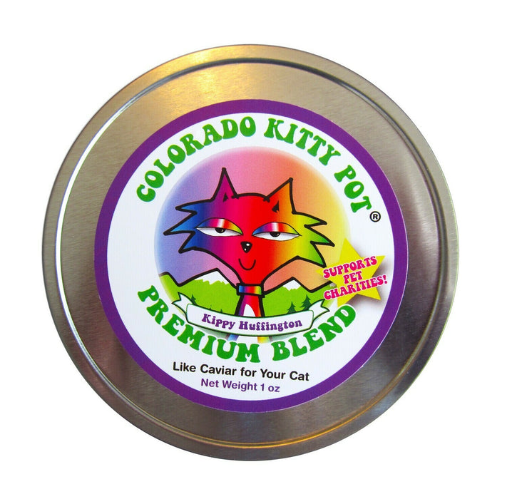 Colorado Kitty Pot Premium 1oz