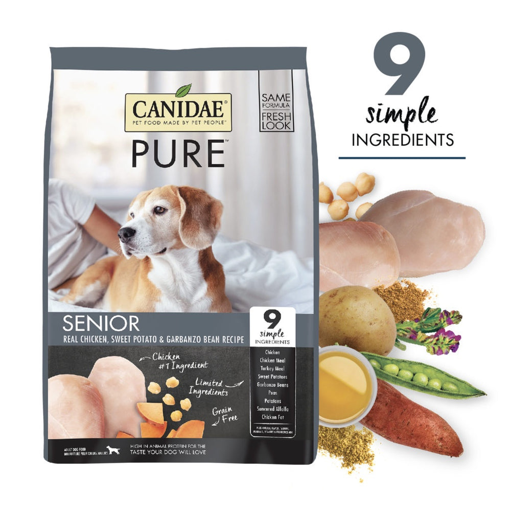 Canidae GF Pure Meadow Senior Dog *DI*