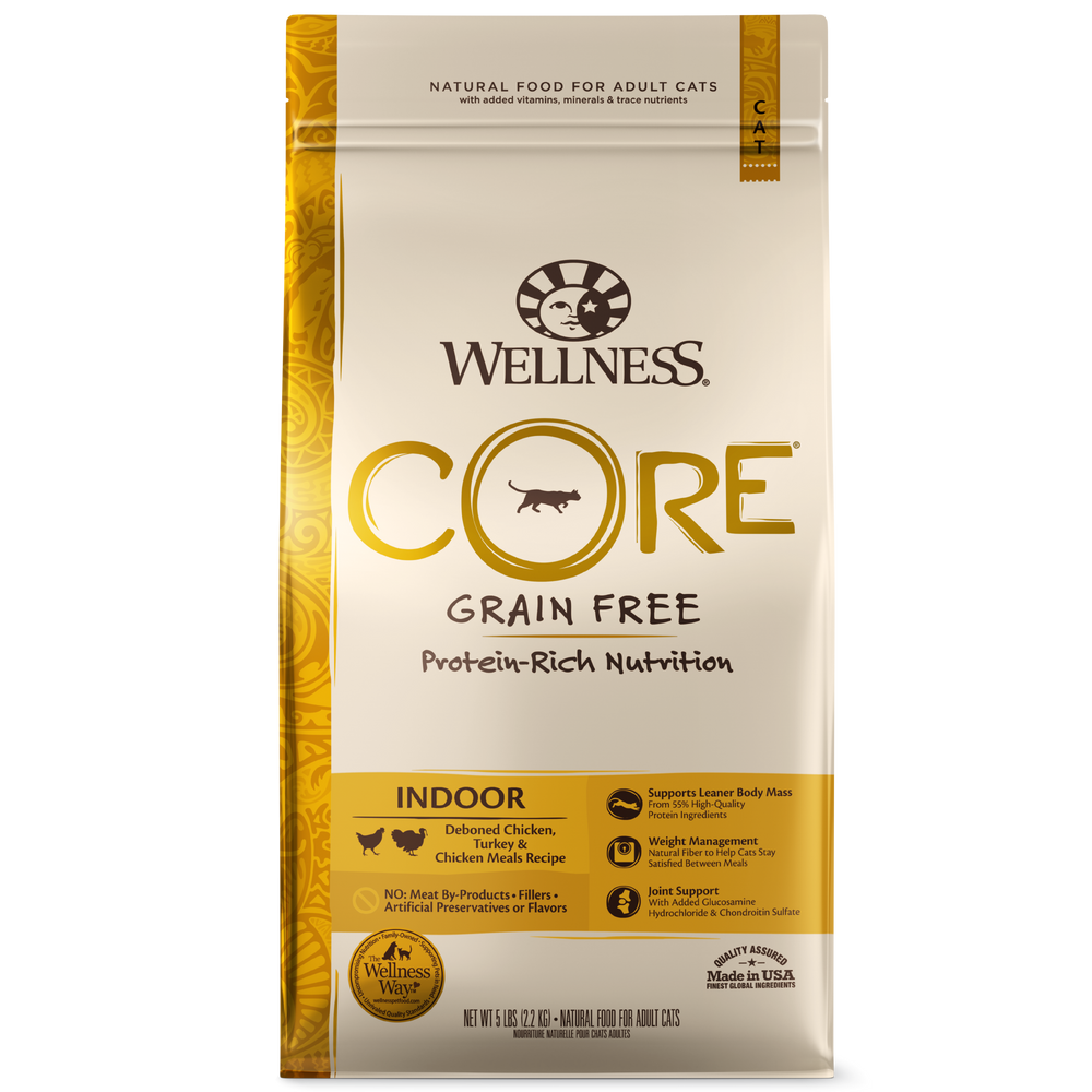 Wellness CORE Cat Indoor GF