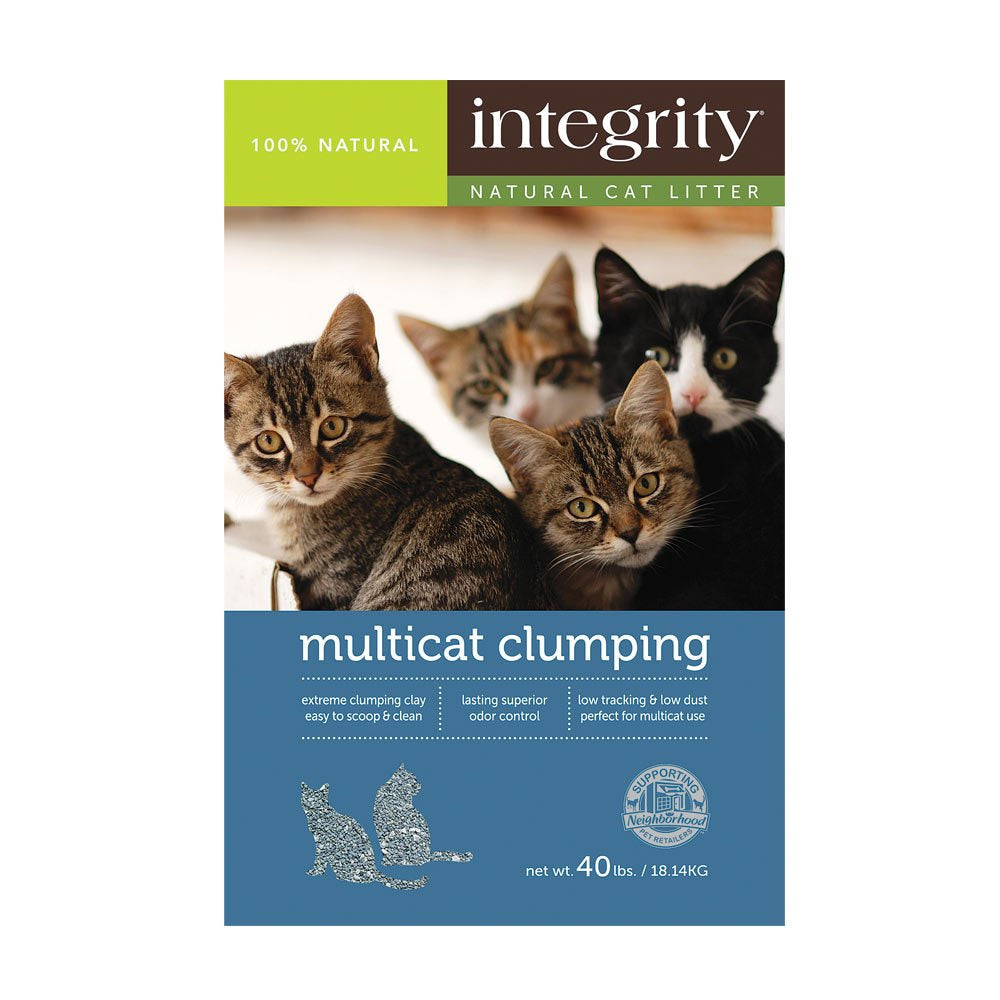 Integrity Litter Multi Clumping 40lb