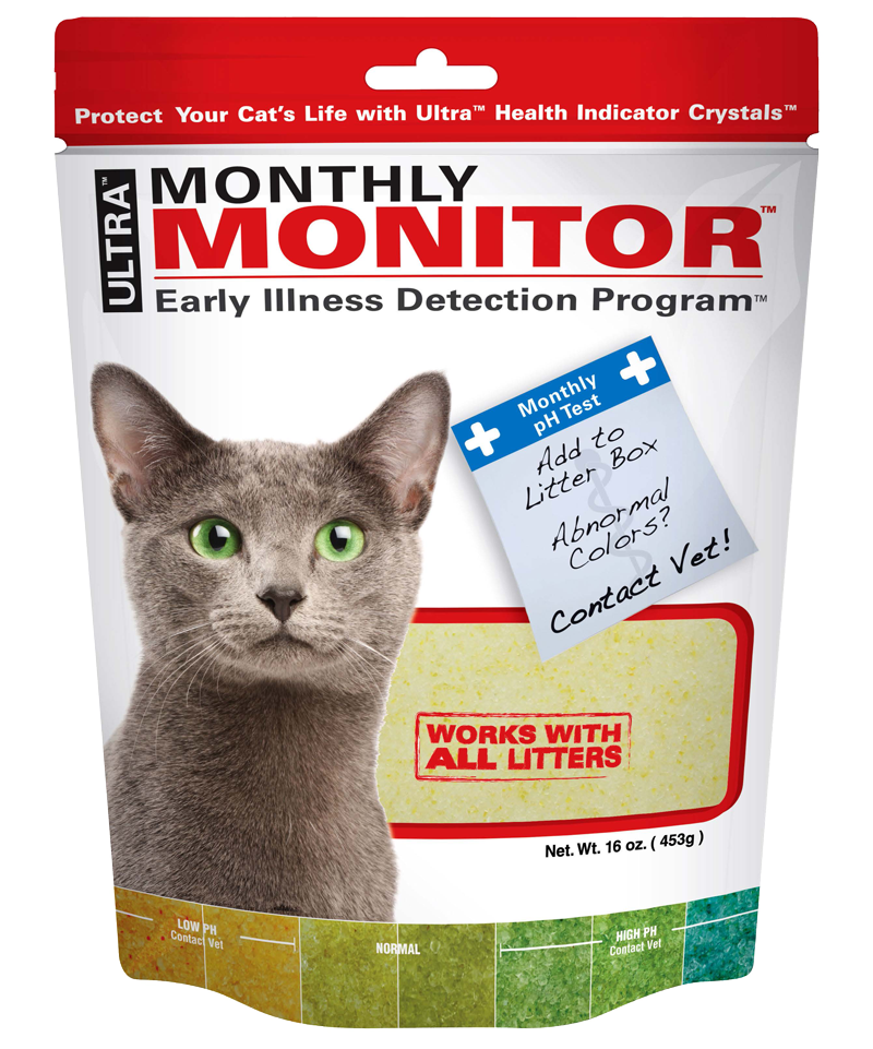 Ultra Monthly Monitor 16oz