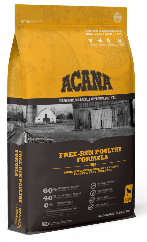 Acana Dog Free Run Poultry