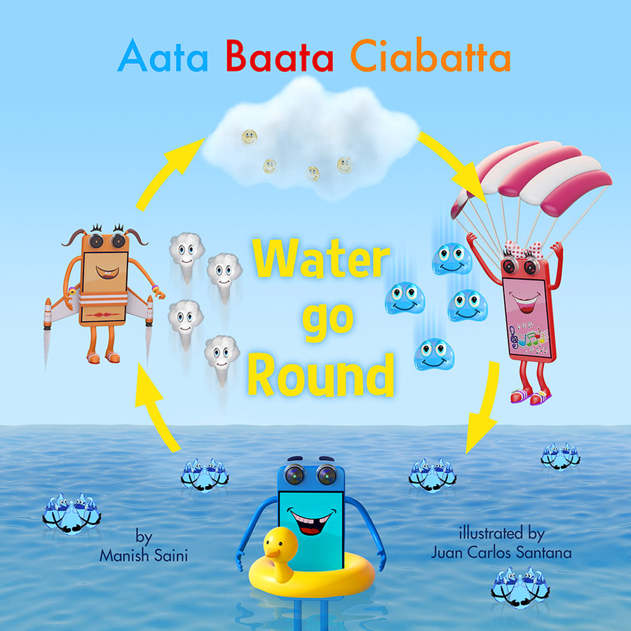 Water go Round - Children's Science Book