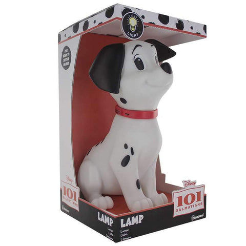 101 Dalmatians Lamp-The Nerdy Byrd
