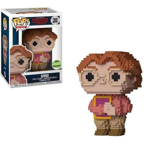 8-Bit Barb Stranger Things ECCC Exclusive Funko Pop! Vinyl-The Nerdy Byrd