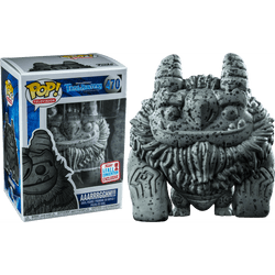 Aaarrrgghh!!! Troll Hunters NYCC 2017 Funko Pop! Vinyl Exclusive-The Nerdy Byrd